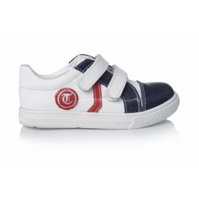 Кроссовки 130 | Белая спортивная детская обувь 2 года