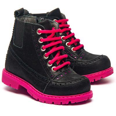 Ботинки для девочек 1337