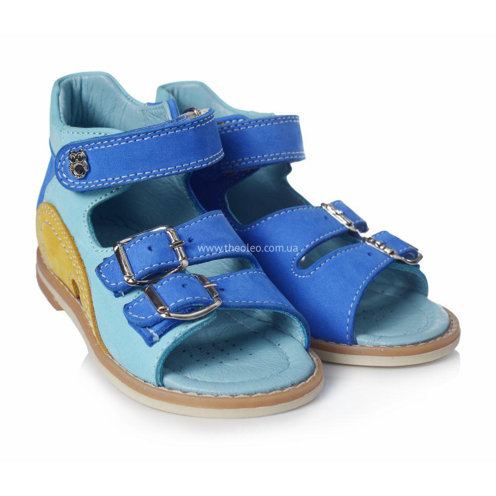 82aef81f4 Босоніжки 133: купити дитяче взуття онлайн, ціна 950 грн | Theo Leo