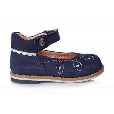 Туфли 136 | Обувь для девочек 20 размер 14 см