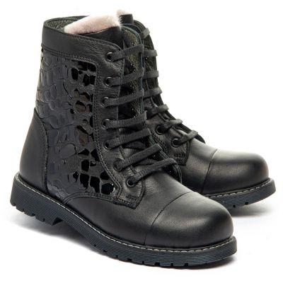 Зимние ботинки для девочек 1362