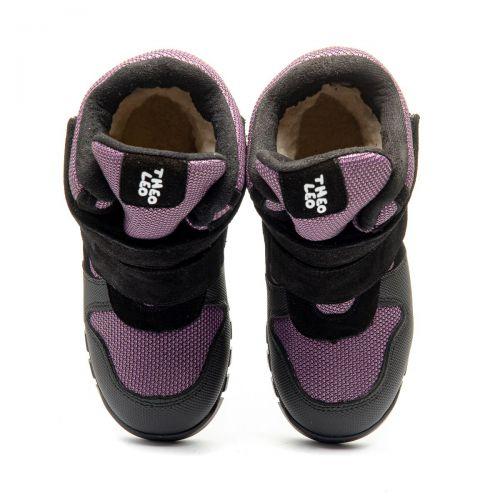 Зимние ботинки для девочек 1367   Детская обувь оптом и дропшиппинг