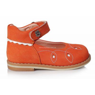 Туфли 137 | Обувь для девочек 20 размер 14 см