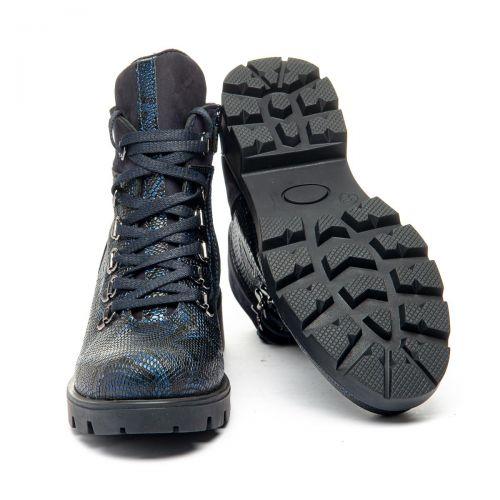 Ботинки для девочек 1373   Детская обувь оптом и дропшиппинг