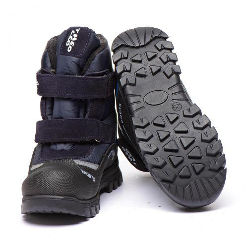 Зимние ботинки для мальчиков 1385   Детская обувь оптом и дропшиппинг