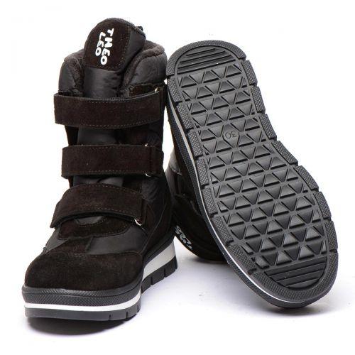 Зимние ботинки для мальчиков 1386   Детская обувь оптом и дропшиппинг