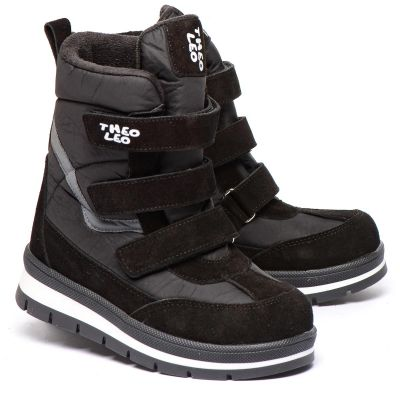 Зимние ботинки для мальчиков 1386