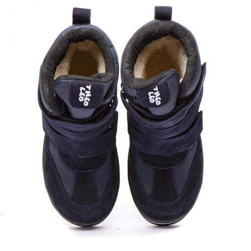 Зимние ботинки для мальчиков 1387   Детская обувь оптом и дропшиппинг