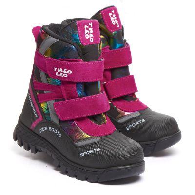 Зимние ботинки для девочек 1388