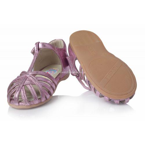 Туфли 147 | Текстильная детская обувь оптом и дропшиппинг