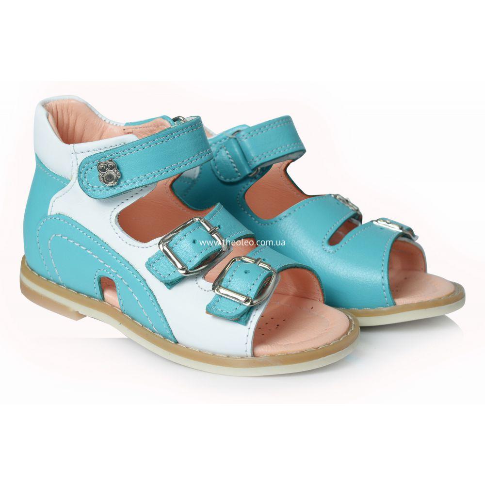 b08a331e6 Босоніжки 149: купити дитяче взуття онлайн, ціна 950 грн | Theo Leo