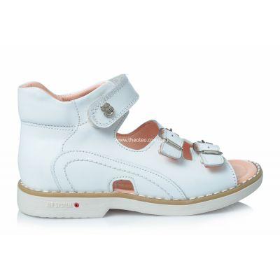 Босоножки 152 | Белая обувь для девочек, для мальчиков 18,7 см