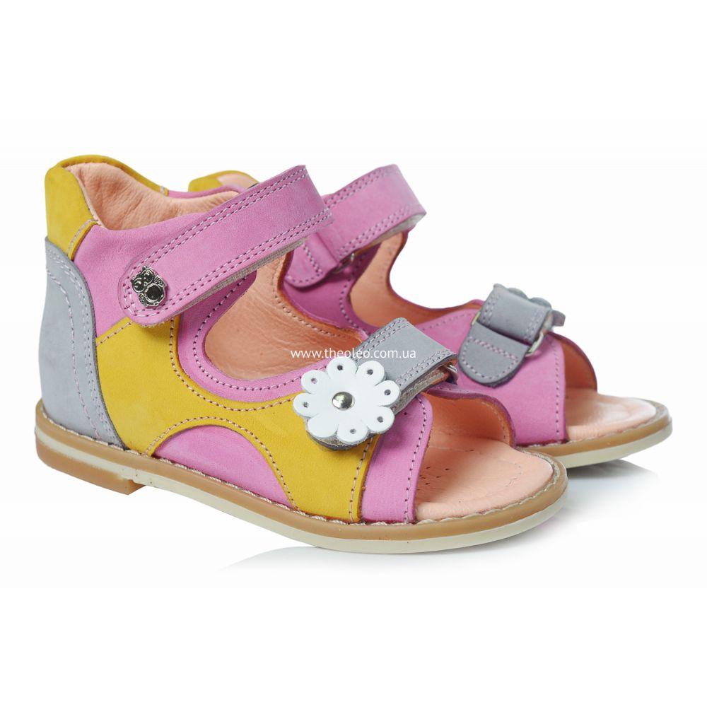 b685a21cf Босоніжки 155: купити дитяче взуття онлайн, ціна 950 грн | Theo Leo
