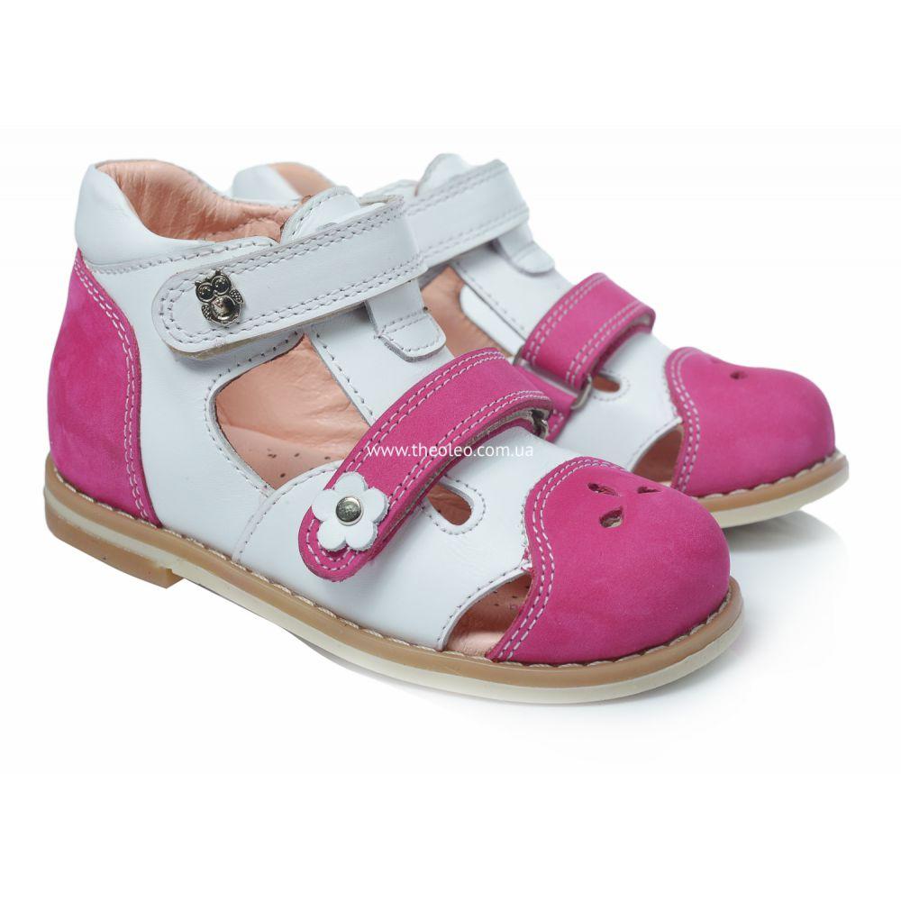 0ae5cc3b2 Босоніжки 161: купити дитяче взуття онлайн, ціна 950 грн | Theo Leo