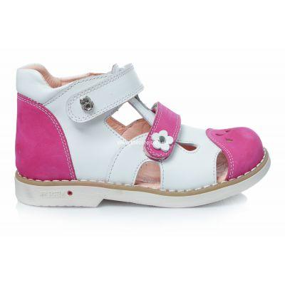 Босоножки 162 | Белая детская обувь 29 размер 18,7 см