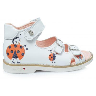 Босоножки 167 | Белая обувь для девочек, для мальчиков 19,9 см