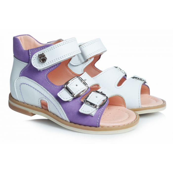 f9fbfb945 Босоніжки 172: купити дитяче взуття онлайн, ціна 950 грн | Theo Leo