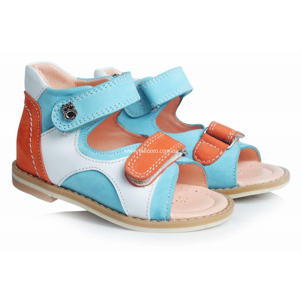38537ca21 Босоніжки 187: купити дитяче взуття онлайн, ціна 950 грн | Theo Leo