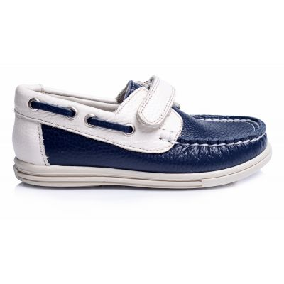 Мокасины 210 | Бежевая классическая обувь для девочек, для мальчиков