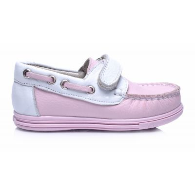 Мокасины 212 | Белая спортивная детская обувь 2 года