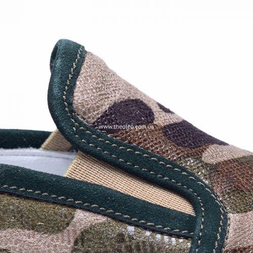 Слипоны 213 | Текстильная детская обувь оптом и дропшиппинг