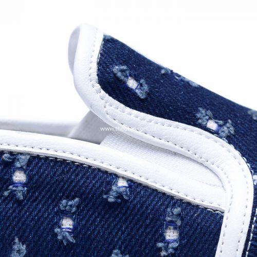 Слипоны 219 | Текстильная детская обувь оптом и дропшиппинг