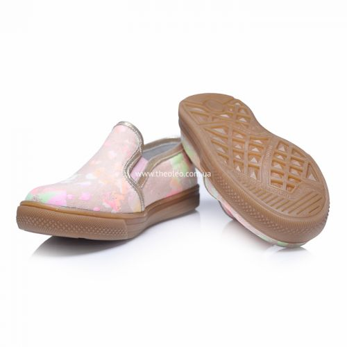 Слипоны 223 | Текстильная детская обувь оптом и дропшиппинг