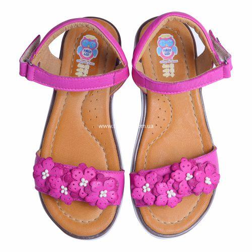 Босоножки 241 | Детская обувь 18,1 см оптом и дропшиппинг