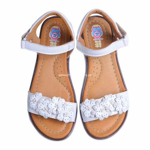 Босоножки 243 | Детская обувь 18,1 см оптом и дропшиппинг
