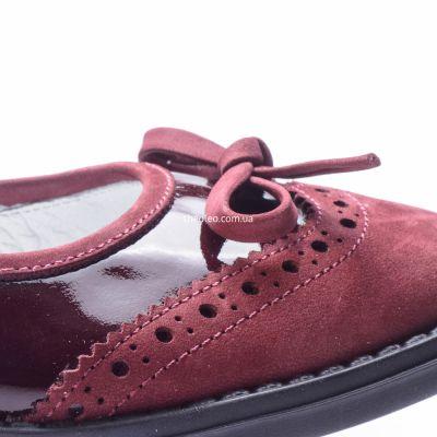 Туфли для девочек 252 | фото 4