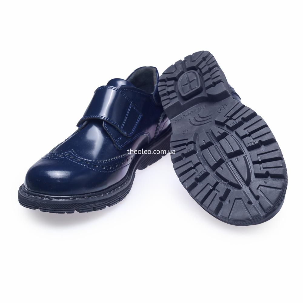 Ортопедичні туфлі Theo Leo для хлопчиків