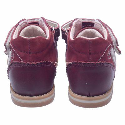 Ботинки для девочек 262 | фото 3