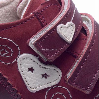 Ботинки для девочек 262 | фото 4