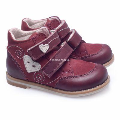 Ботинки для девочек 262