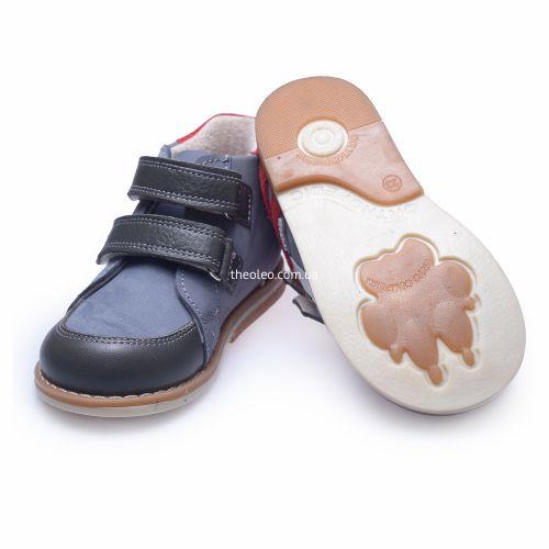 Ботинки для мальчиков 263   Детская обувь 12,4 см оптом и дропшиппинг