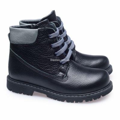 Ботинки для мальчиков 266 | Интернет-магазин детской обуви Theo leo