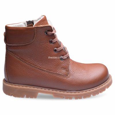 Ботинки для мальчиков 272 | Интернет-магазин детской обуви Theo leo