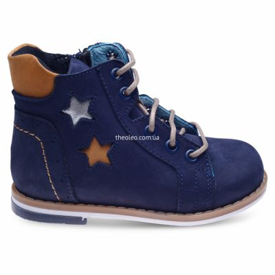 Ботинки для мальчиков 280 | Интернет-магазин детской обуви Theo leo