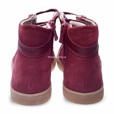 Ботинки для девочек 281 | фото 3