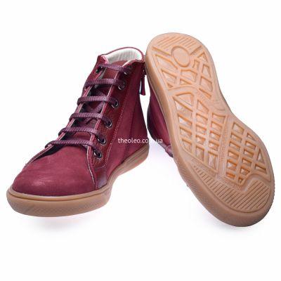 Ботинки для девочек 281 | фото 5