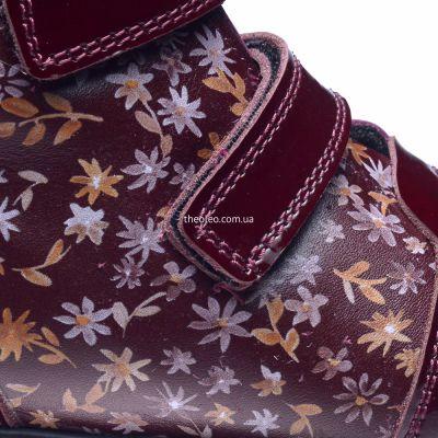 Ботинки для девочек 282 | фото 4