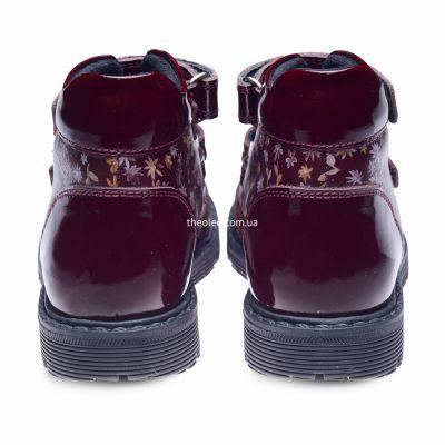 Ботинки для девочек 282 | фото 3