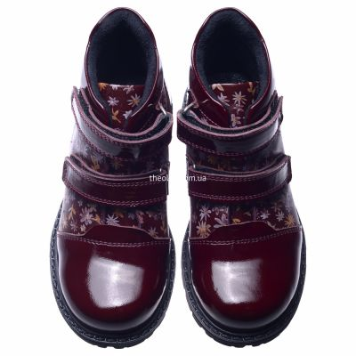 Ботинки для девочек 282 | фото 2
