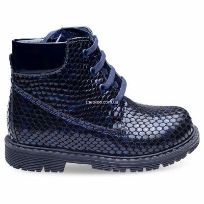 Ботинки для девочек 285 | Интернет-магазин детской обуви Theo leo