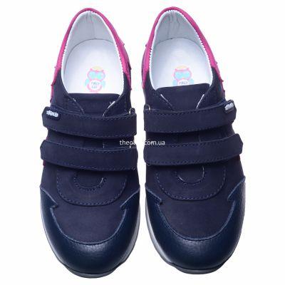 Кроссовки для девочек 287 | Интернет-магазин детской обуви Theo leo