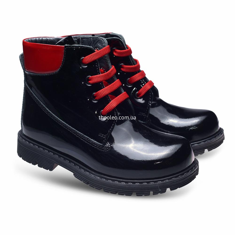 692899fe1ff483 Черевики для дівчаток 291: купити дитяче взуття онлайн, ціна 1 361 ...
