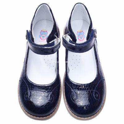 Туфли для девочек 297 | Интернет-магазин детской обуви Theo leo