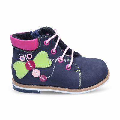 Ботинки для девочек 304 | Обувь для девочек 20 размер дорого