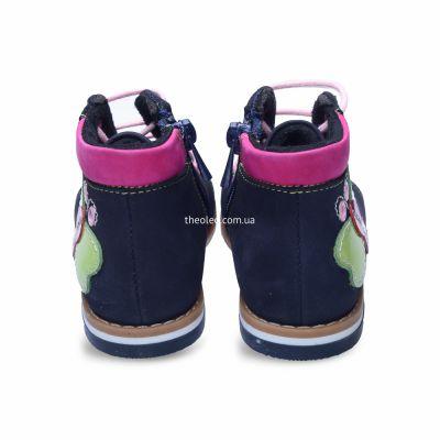 Ботинки для девочек 304 | фото 3