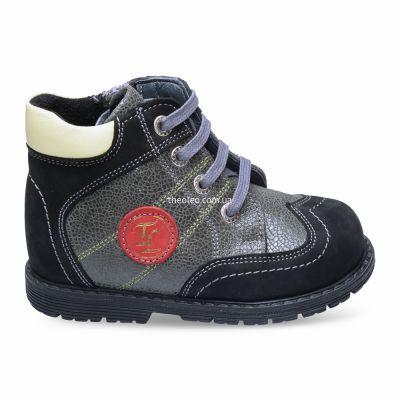 Ботинки для мальчиков 311 | Демисезонная детская обувь 13,7 см